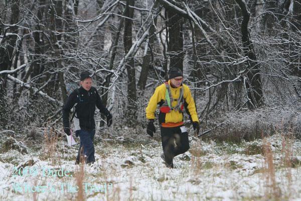 Jim&Kurt exiting bushwhacking